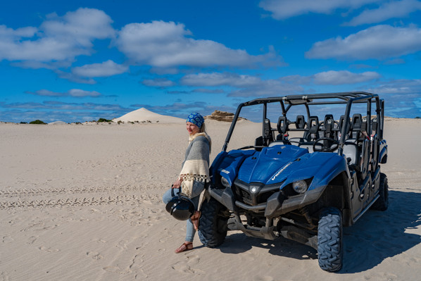 Surf & Sand Buggy Adventure (2 hours) deals
