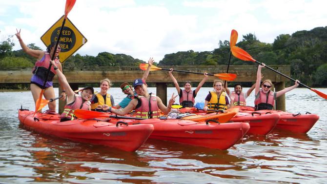 best tour kayaking paihia