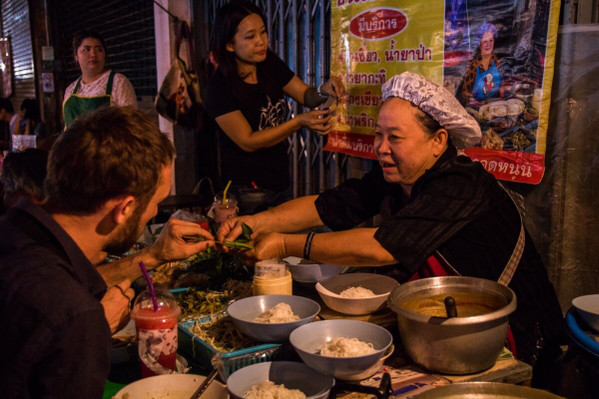 Chiang Mai food tours Thailand