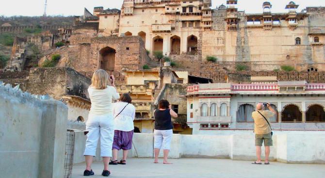 Bundi - South & North India Tour