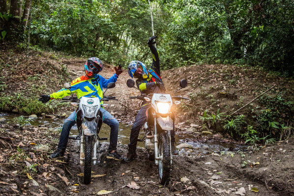 motorcycle lessons minca colombia