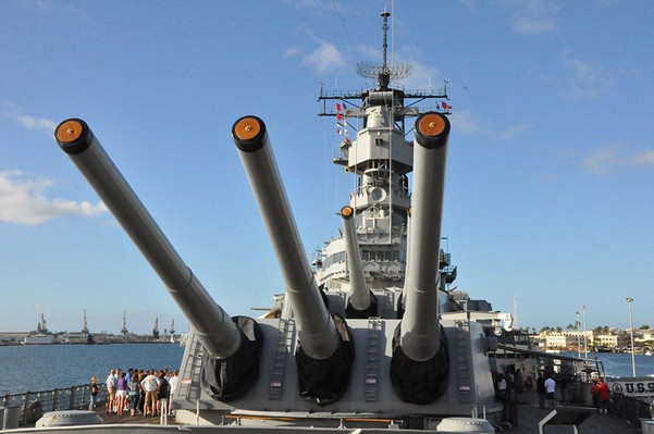 USS Bowfin Submarine Tour