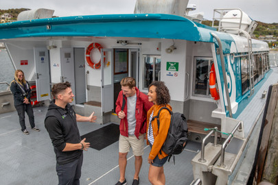 One-Way Ferry from or to Stewart Island to or from Bluff