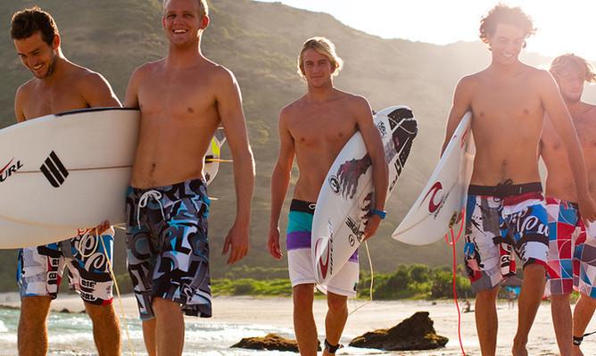 Surf Camp Weekend: 2 Days & 2 Nights