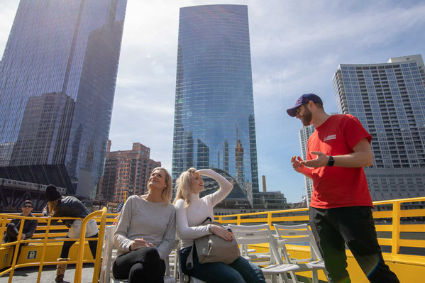 Downtown Chicago tour