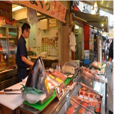 Tsukiji Japan