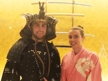 Samurai & Ninja Museum Guided Tour in Kyoto