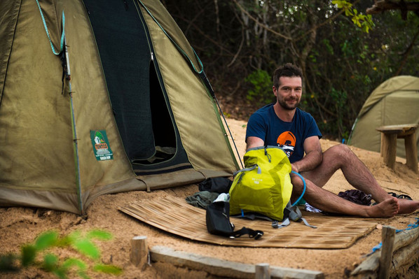 mozambique camping tour Africa