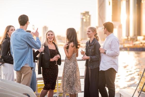 Brisbane River Sunset Cruise Voucher