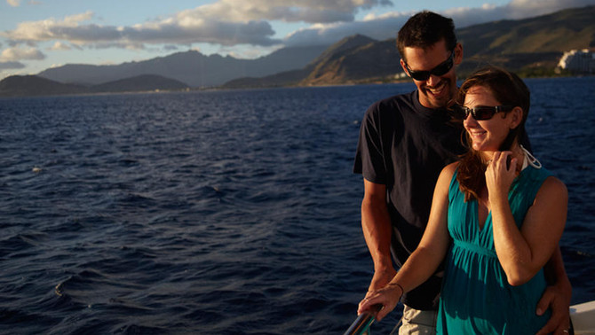 Sunset Cruise In West Oahu