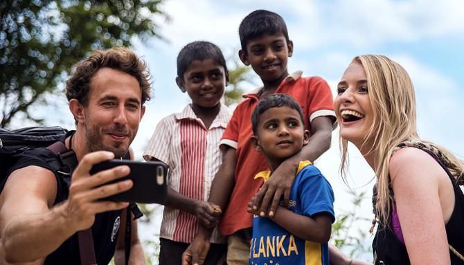 Sri Lanka village tour