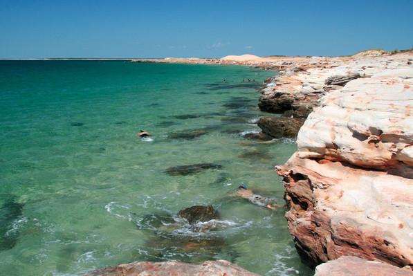 swim-snorkel-Kimberley-Broome