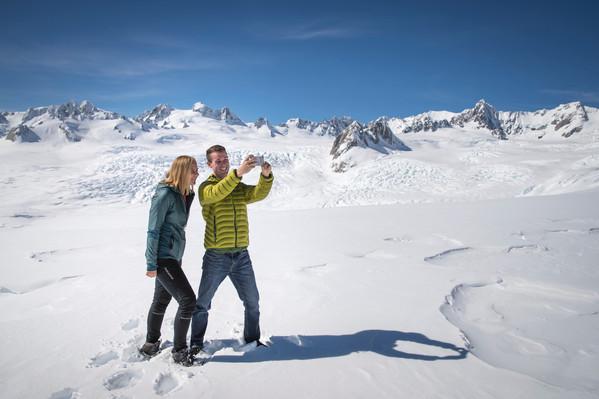 fox glacier mount cook scenic flight deal