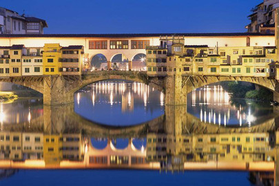 Guided Tour Of Florence By Night With Aperitivo Included