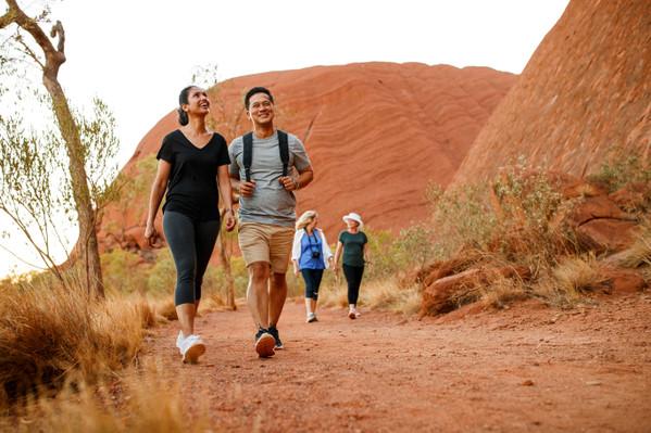 Wiru Pass Uluru Base Walk