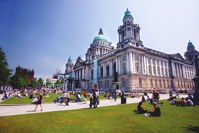 Titanic Belfast & Belfast City Rail Tour From Dublin