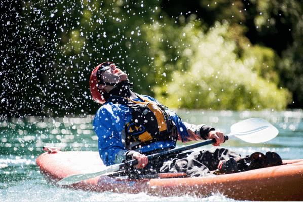 best lake wanaka kayak tour