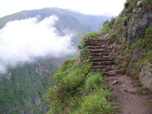 4 DAY INCA TRAIL TREK TO MACHU PICCHU 7