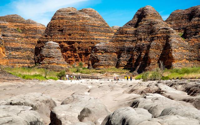 tour of Australia's outback