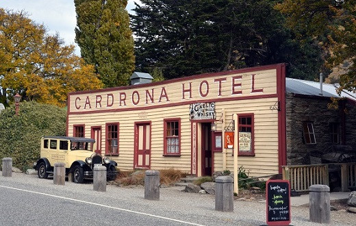 Cardrona Hotel South Island