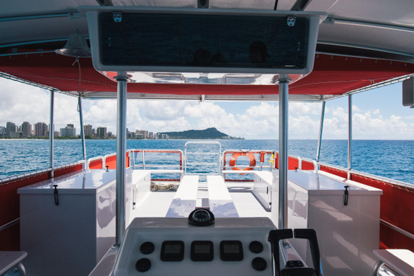Hawaii glass bottom boat deals