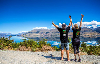 New Zealand Amplified Tour - North and South Island 16 Day