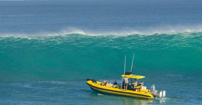 North Shore Big Wave Adventure Tour