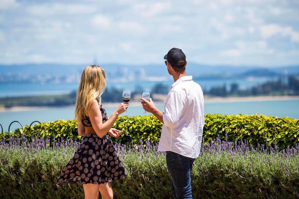 Waiheke Island food and wine tour