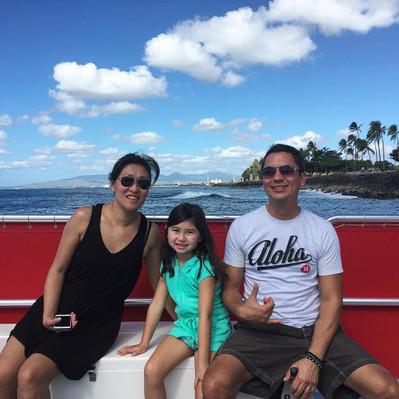 Waikiki glass bottom Boat Tour