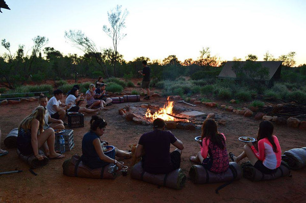 Alice Springs Uluru tour voucher