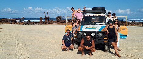 Fraser Island 2 Day 4WD Camping Tour