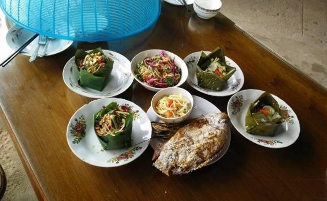 Cambodian food tour deals