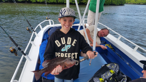 Afternoon Estuary Fishing Private Charter