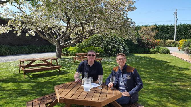 martinborough wine tours