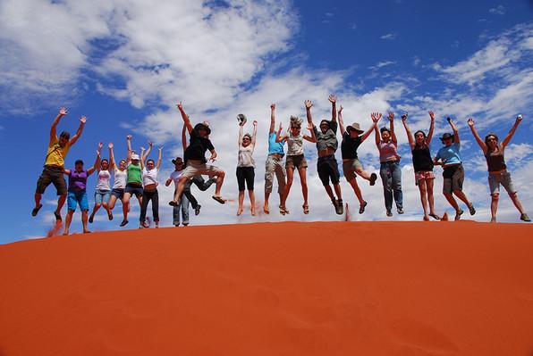 Adelaide to Uluru: 6 Days 5 Nights