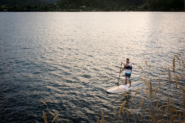 Rotorua paddling voucher