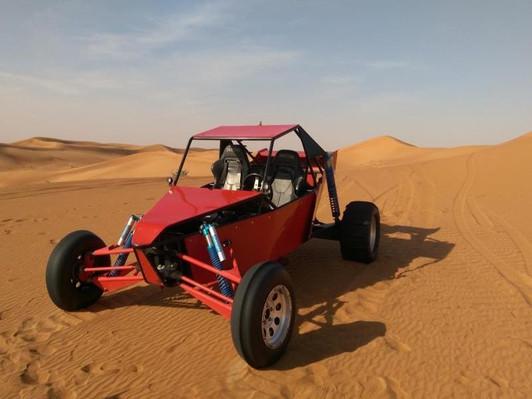 Dubai Dune Buggy Safari Discount