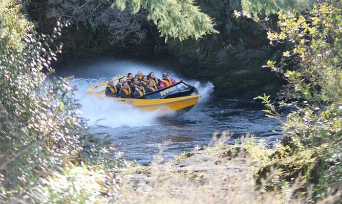 Taupo Jet boat promo code