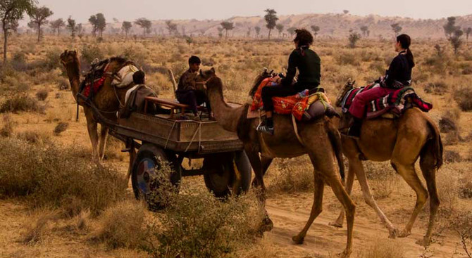 Jaisalmer - Rajasthan with Taj Mahal Tour