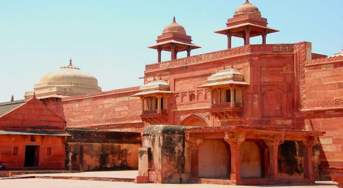 Fatehpur Sikri - Rajasthan with Taj Mahal Tour