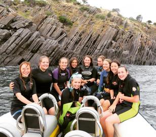 Kangaroo Island Ocean Safari - Snorkelling Tour
