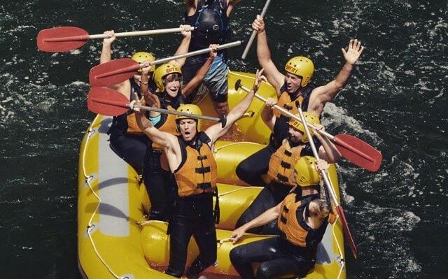 Rotorua rafting deals