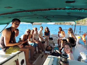 2 Day, 1 Night Island Sailing Adventure