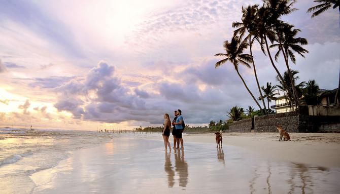 beach accommodation sri lanka