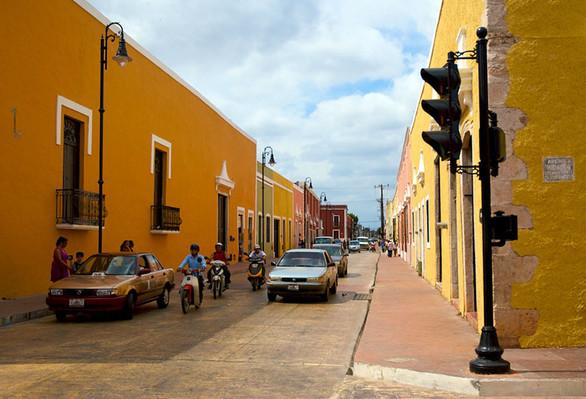 Valladolid, Cenote, Chichen Itzá tour
