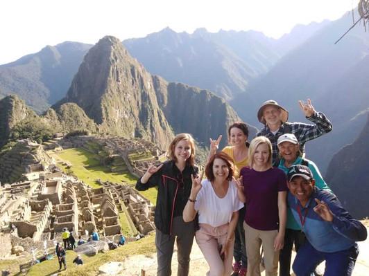 2 DAY INCA TRAIL TREK TO MACHU PICCHU 6