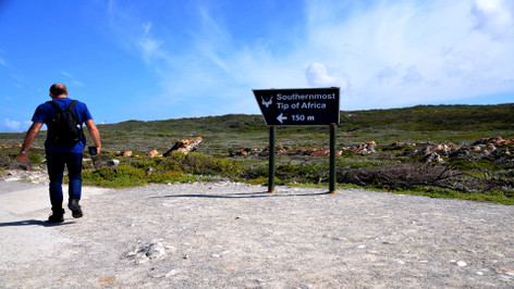 Cape Agulhas Day Tour From Cape Town