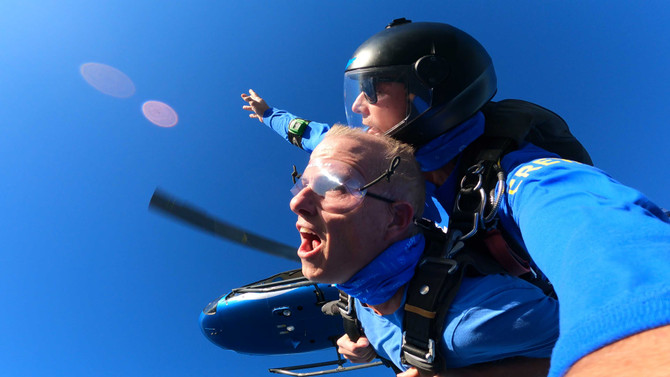 Helicopter Skydive Gold Coast