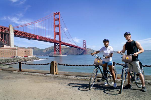 Bus and Bike Combo San Francisco