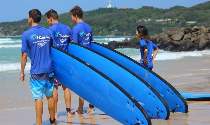 surf lesson pass
